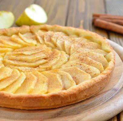 ricetta torta alle mele