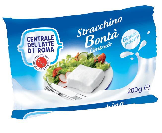 Stracchino Centrale Del Latte Di Roma