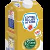 latte fresco parzialmente scremato Gran Sapore 1,5 l Centrale Del Latte Di Roma