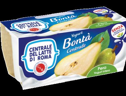 Yogurt intero pera Centrale Del Latte Di Roma