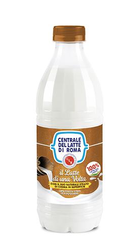 latte fresco Di Una Volta Centrale Del Latte Di Roma