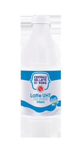 latte UHT intero Centrale Del Latte Di Roma