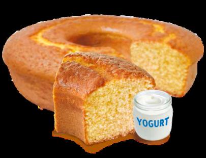 ciambellone allo yogurt Centrale del Latte di Roma